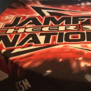 Jamfest Nationals Cheer Blanket